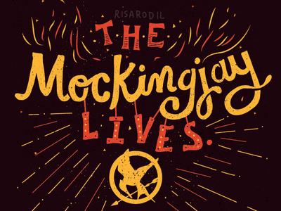 Mockingjay lives