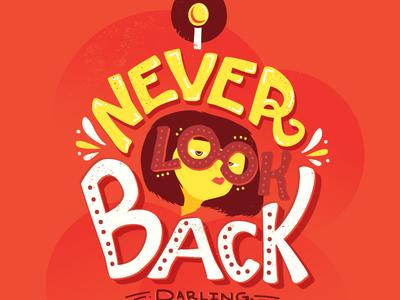Edna... mode disney lettering hand lettering typography handwritten type quote pixar incredibles the incredibles edna