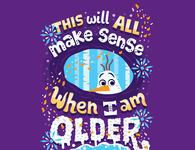 When I am older