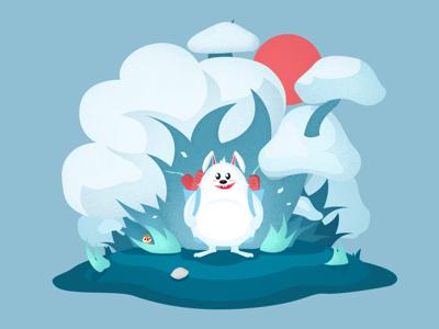Zhai rabbit