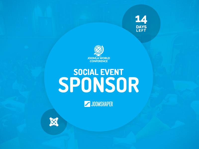 JoomShaper at Joomla World Conference 2015! macbook giveaway conference jwc15 joomshaper joomla