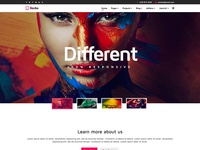 Revibe - Multipurpose Creative Joomla Template