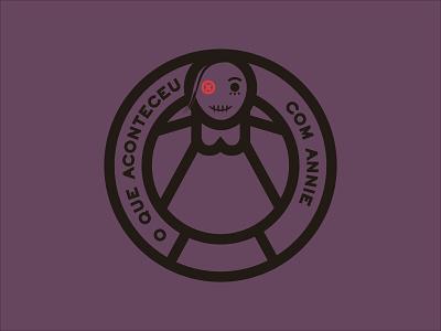 29th Logo, Book The taking of Annie Thorne quarantine designs book logo design