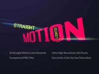 Straight Motion Light Elements