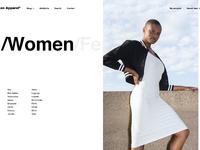 American apparel women