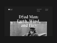 Dead Man -  Seven Art Archives