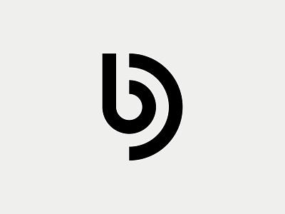 BAEDA™ — Logo Design simple typography symbol monogram minimalist minimal logo b