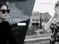 Fashion Web Shot