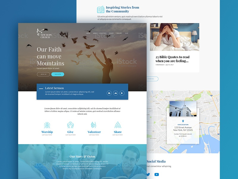 Web Design landing page web website web design