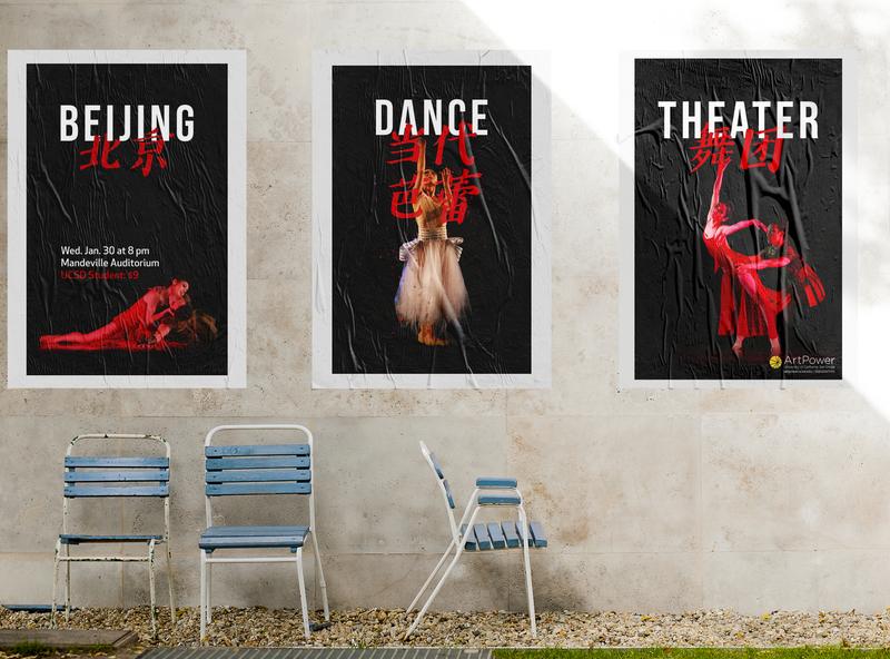 Print Posters   Beijing Dance Theater