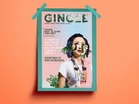 Print Poster   GINGEE