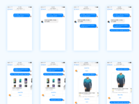 Messenger  amazon screens
