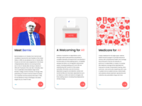 Daily UI Challenge Day 23: Onboarding