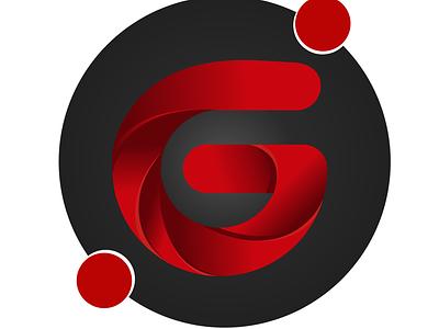 GeoTech Logo vector logodesign logo illustration branding design