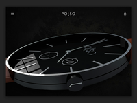 Polso Timepieces - Landing Page