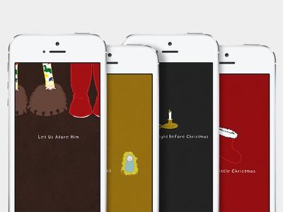 2013 Holiday Wallpapers holiday christmas wallpapers manger stocking candle slippers pjs stars