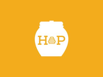 Honey Pot Meadery Badge Icon meadery mead honey icon identity logotype logo
