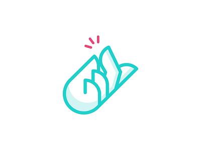It's A Snap snap identity icon illustration