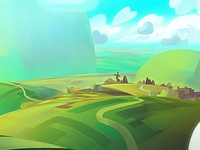 Ankama - Boufbowl background