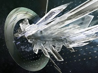 Kitschland Outer space Damocles