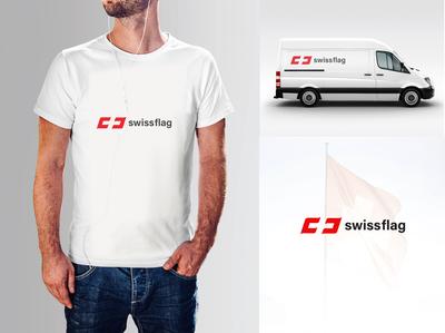 Swiss Flag Logo