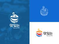 Korea BBQ Logo brand identity illustration branding design brand design modern logo desainlogo branding design logo logodesign
