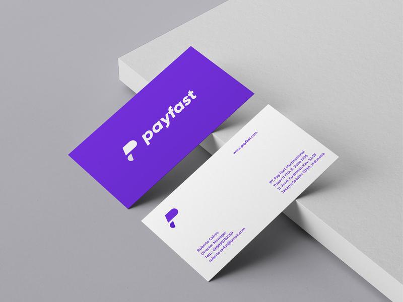 Payfast Logo Design