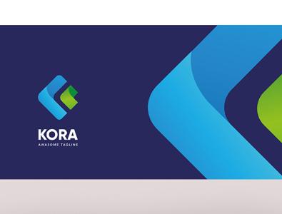 KORA Logo Design