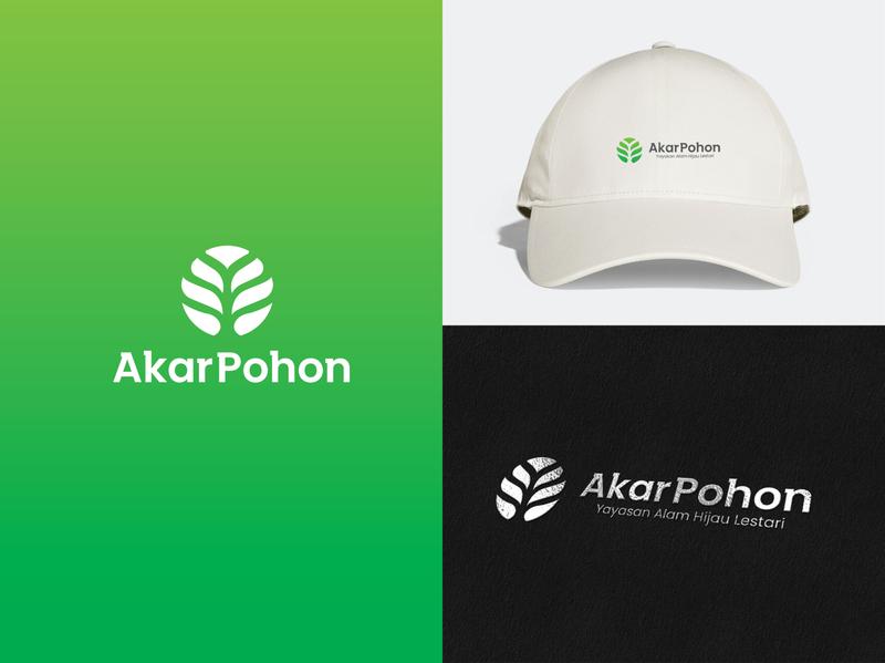 Logo Akar Pohon (Root Tree)