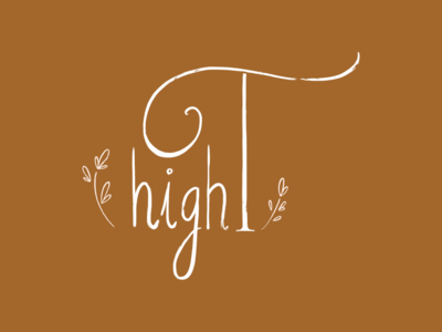 High Tea Logo