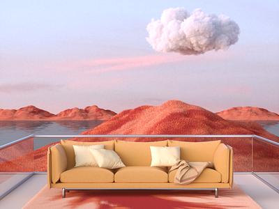 consolazione minimal illustrator typography branding animation illustration design cinema4d artdirection