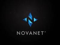 Novanet® Rebranding W.I.P by Raja Sandhu - Logo Design