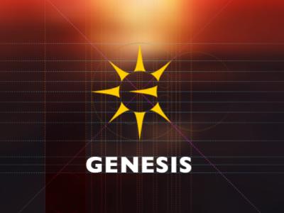 Genesis logo design raja sandhu