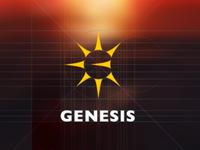 Genesis Logo Design Construct by Raja Sandhu