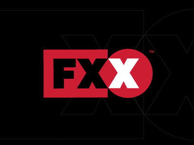 Fx Cable Network Logo By Raja Sandhu On Dribbble