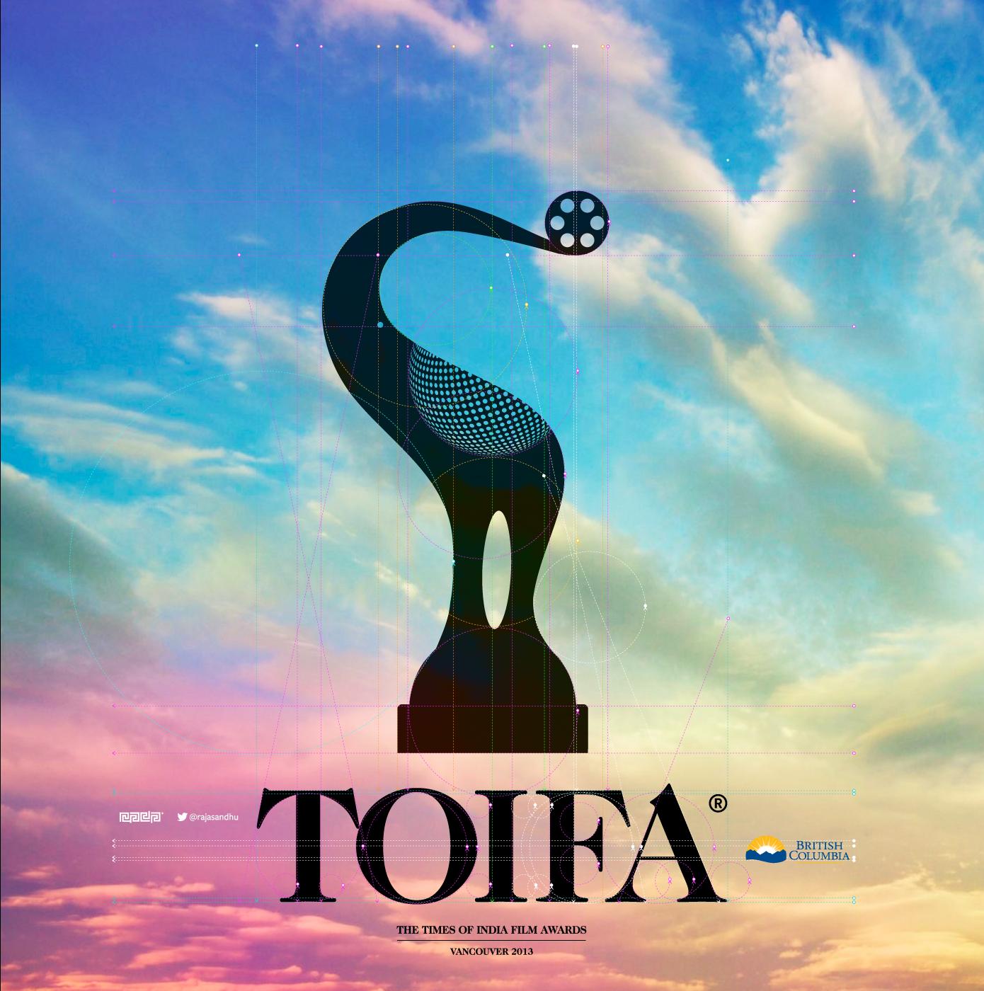 Toifa logo construct raja sandhu