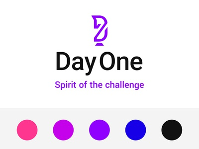 Brand and Palette for Day One, Strategy agency