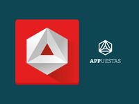 Appuesta logo / icon