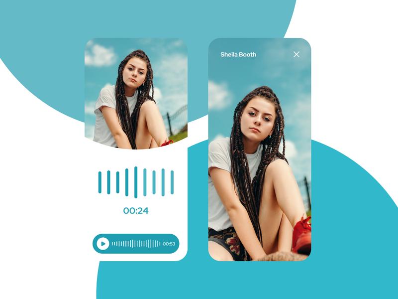 Share Your Voice ux design ui desgin web design typography app design uiux minimal app 2020 ux ui design