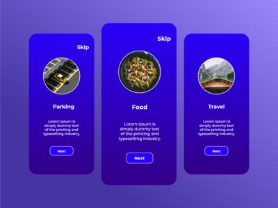 Mobile App UI Design 2020