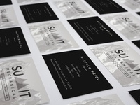 Summit Mechanical Business Cards