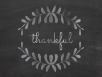 Thankful - Descriptive Project