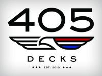405 Decks Logo