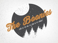 The Boonies - Logo Option 2