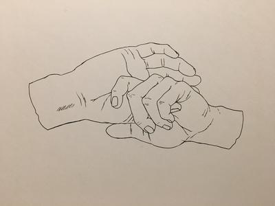 Thumb hug