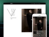 Vesthes - Responsive Website