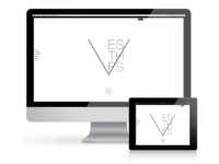 Vesthes - Landing page