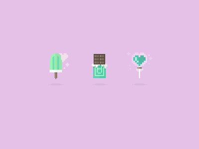 Giffly - Pixel Badges
