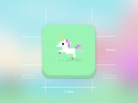Giffly- Unicord App Icon