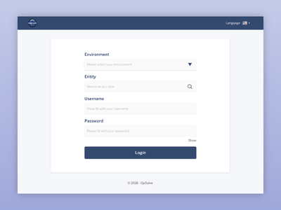 Login Screen typography login interaction design design web ux ui user experience user interface
